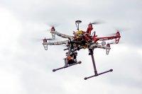latający dron
